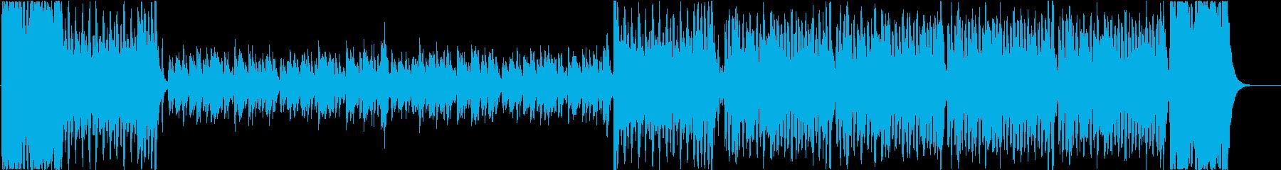 キラキラ楽しいウィンターオーケストラ♪の再生済みの波形