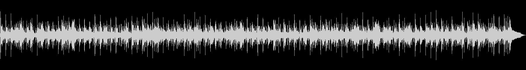 フレンチワルツ、旅番組のBGMの未再生の波形