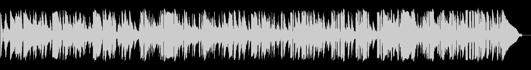 ジャズ センチメンタル 感情的 静...の未再生の波形