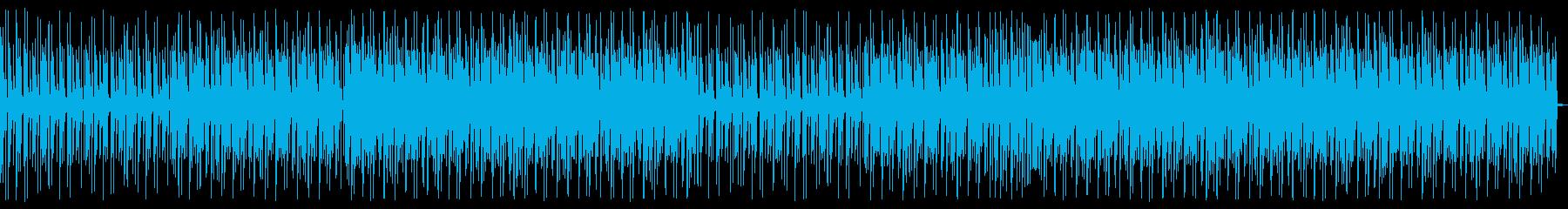 Digital. graphic. Techno_2's reproduced waveform