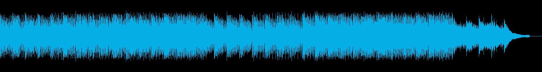 企業VP会社紹介 透明感爽やか疾走感A1の再生済みの波形