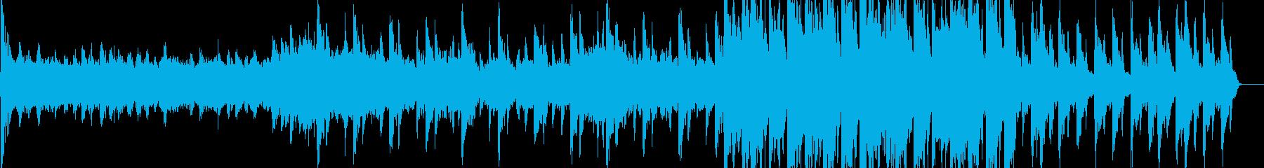 ファッショナブルなスタイリッシュサウンドの再生済みの波形