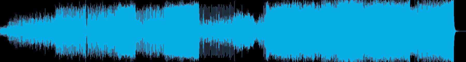 pulseの再生済みの波形