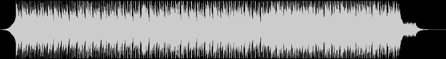 不動産(60秒)の未再生の波形