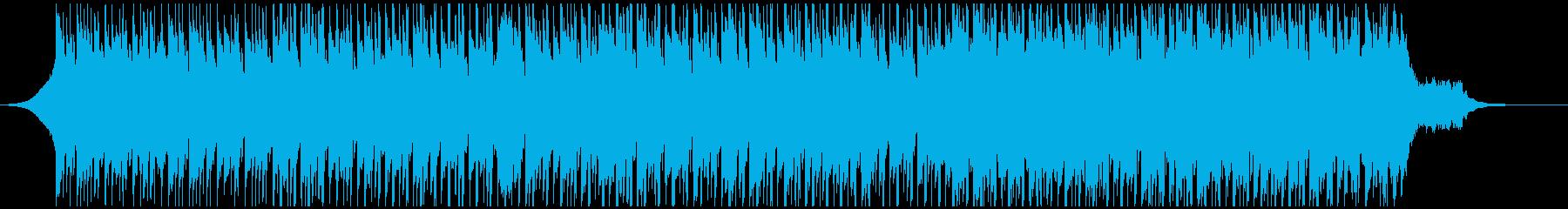 不動産(60秒)の再生済みの波形