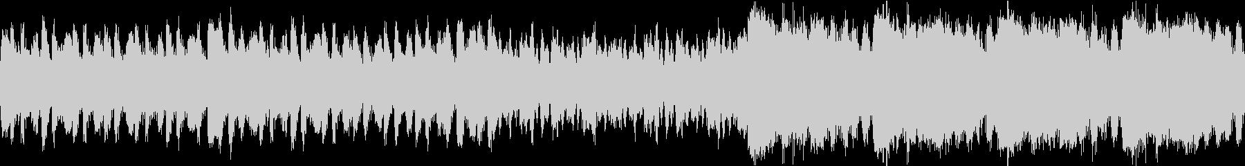 ハロウィン1 long ループの未再生の波形