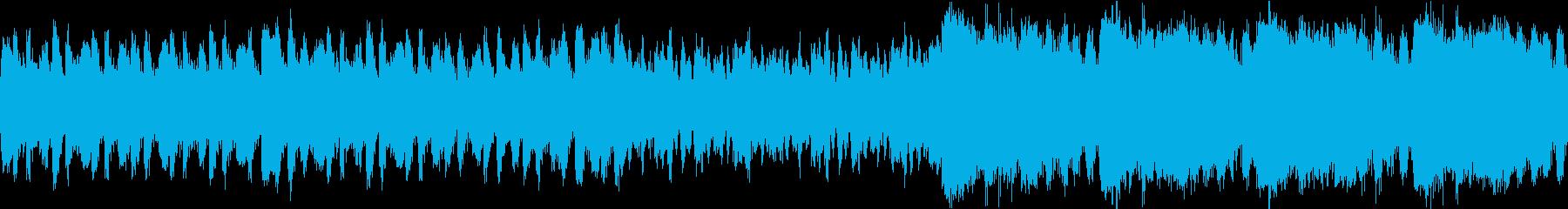 ハロウィン1 long ループの再生済みの波形