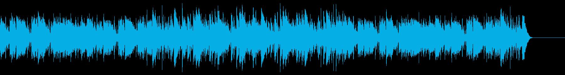 オープニング・夏の海・大人なジャズの再生済みの波形
