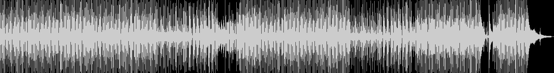 ウクレレのほのぼのするポップス bの未再生の波形