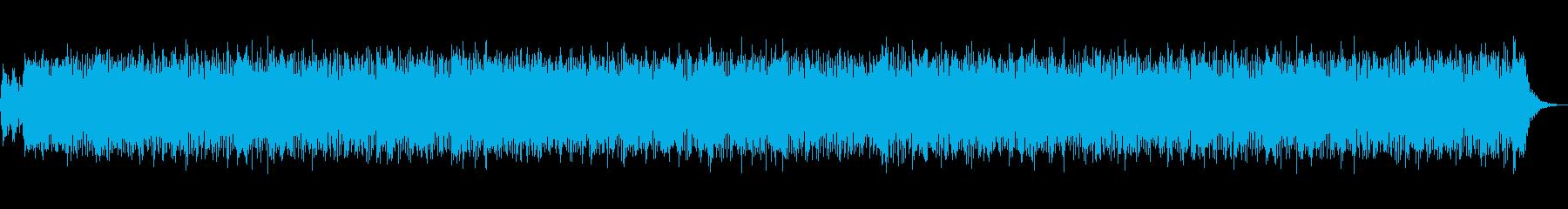 映画風エピックオーケストラの再生済みの波形