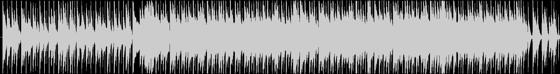 楽しくコミカルなBGM(60ver)の未再生の波形