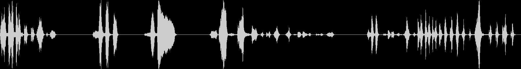 子供、12歳、笑い声、5バージョン...の未再生の波形
