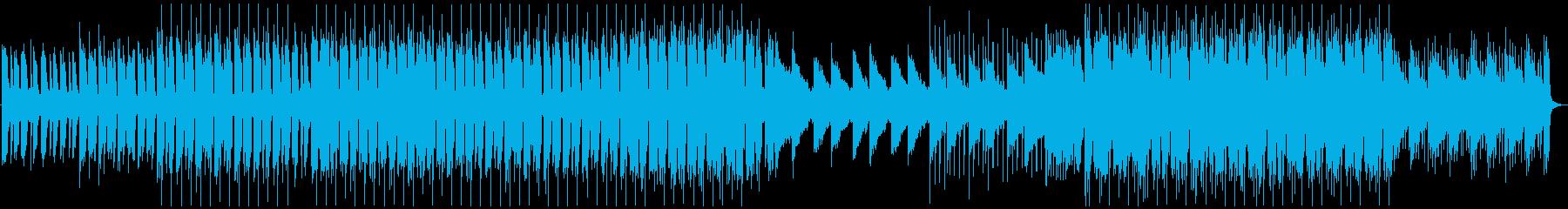 プログレッシブハウス・EDM 02の再生済みの波形