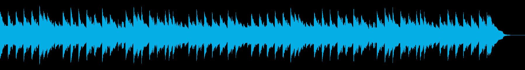 七夕さま (ピアノ)の再生済みの波形