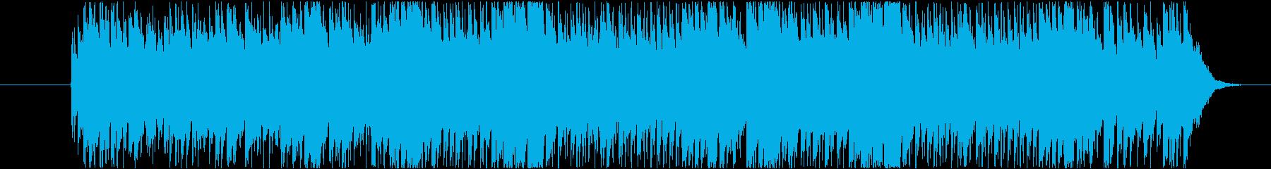 (ジリリリ)目覚まし時計のベルAの再生済みの波形