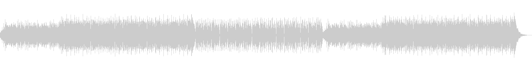 EDM・ポップ・キャッチー・メロディーの未再生の波形