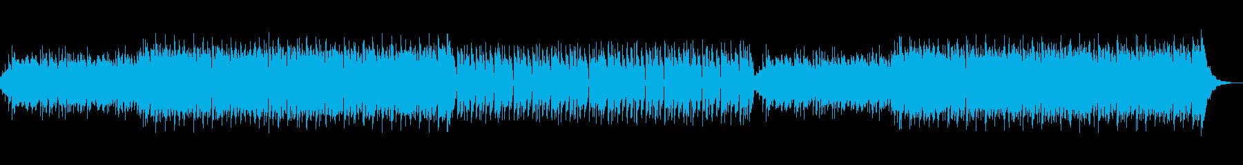 EDM・ポップ・キャッチー・メロディーの再生済みの波形