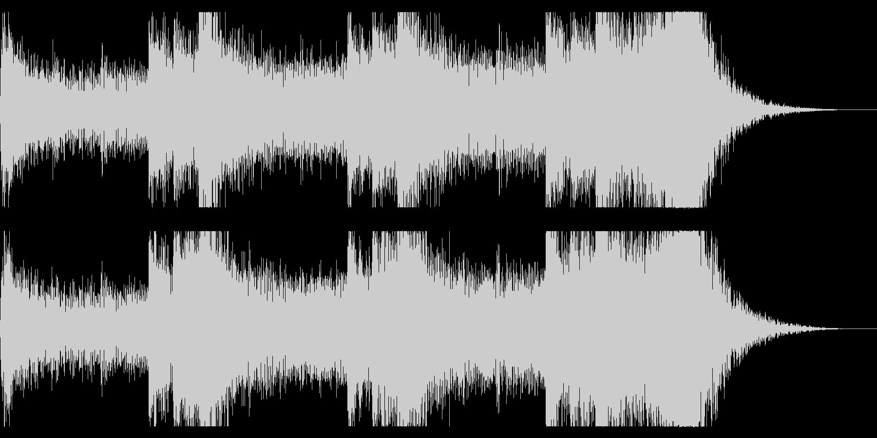 音楽、ベインステム、ドローン、ベル...の未再生の波形