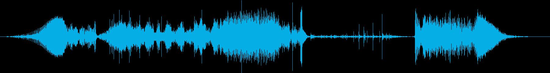 フィクション 電力装置 崩壊06の再生済みの波形