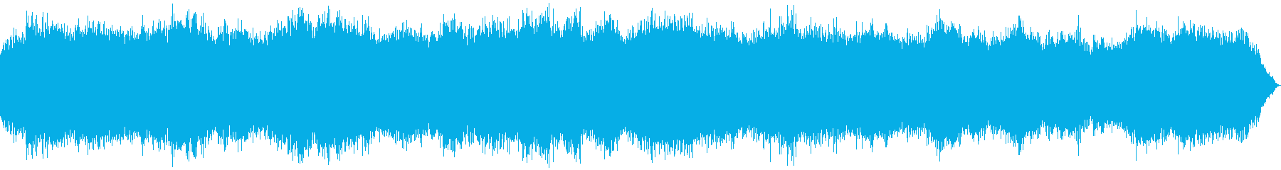 PADS 落下01の再生済みの波形
