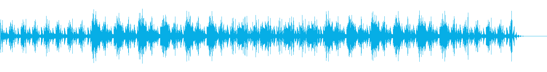 A plain play accompaniment when imagining's reproduced waveform
