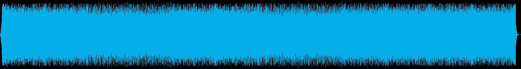 ロックエレクトロ_No669_1の再生済みの波形