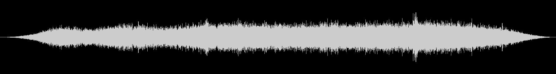 駅0-50のメトロエスカレーターの未再生の波形