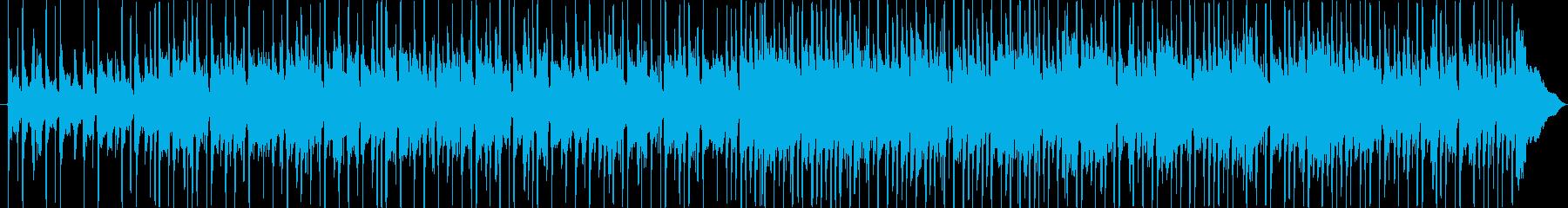 動画 アクション 技術的な 楽しげ...の再生済みの波形