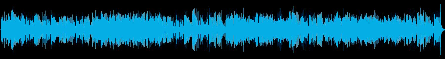 ソロピアノ。ノスタルジックな「昔な...の再生済みの波形