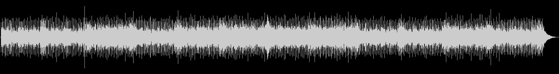 真向カントリーロックの未再生の波形