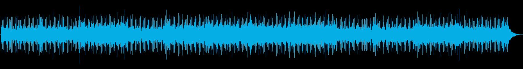 真向カントリーロックの再生済みの波形