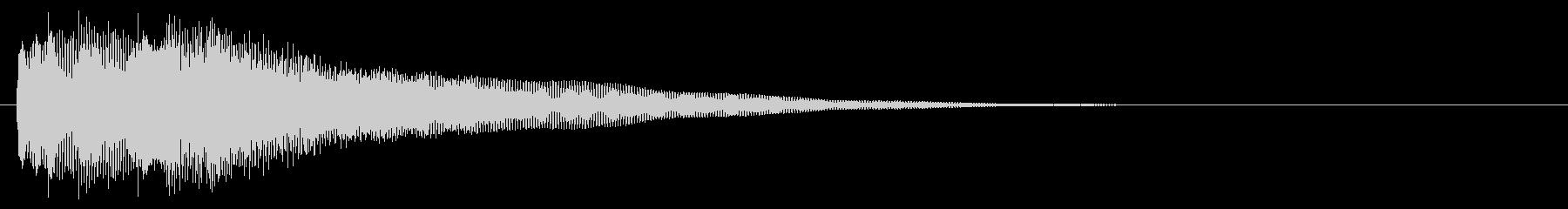 ハープ系 長いフレーズ7(特)の未再生の波形