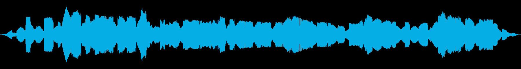 ビンテージトーンコンピューターデー...の再生済みの波形