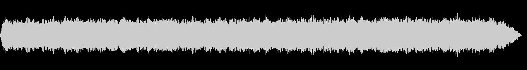 幻想的なベルの音色の音楽の未再生の波形