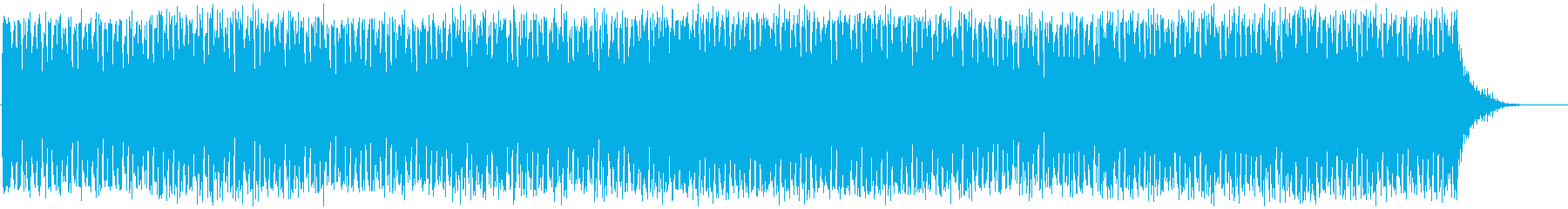 Electro-hi tech-t...の再生済みの波形
