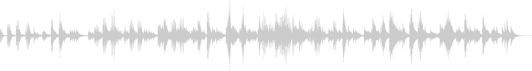 At the end of sadness and despair (piano)'s unreproduced waveform