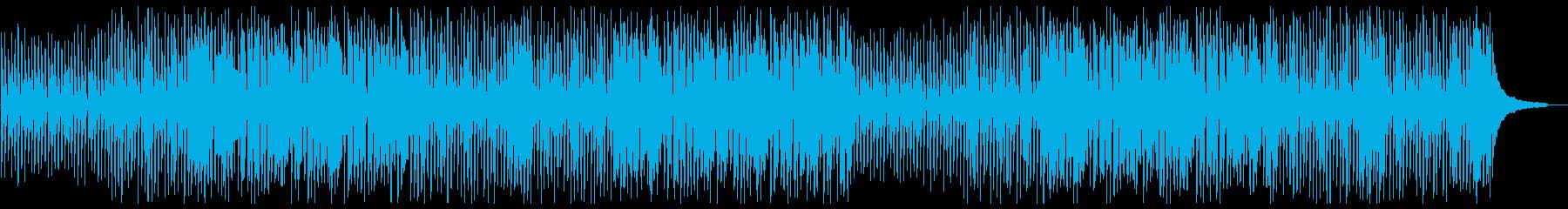 【リズム抜き】ノリが良く可愛い口笛アコーの再生済みの波形