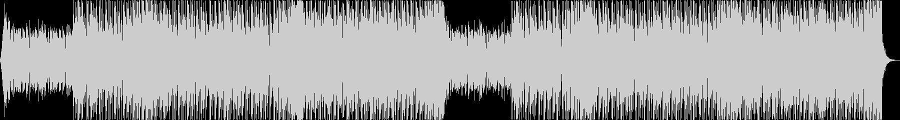 洋楽トラップヒップホップパリピEDMaの未再生の波形