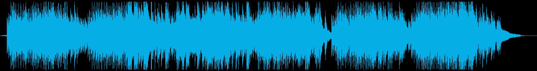 オリジナル曲です。ブライダル用BGMな…の再生済みの波形