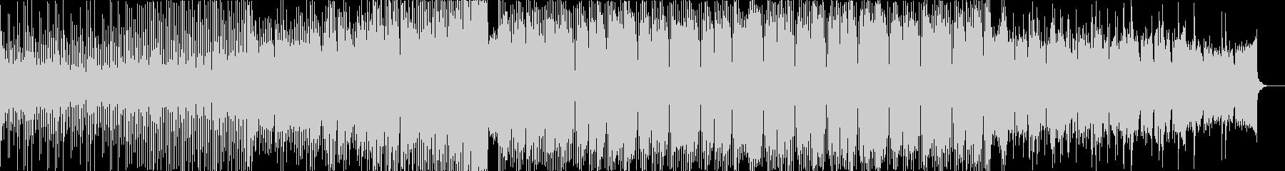 哀愁あるフューチャーベース(声ネタ無し)の未再生の波形