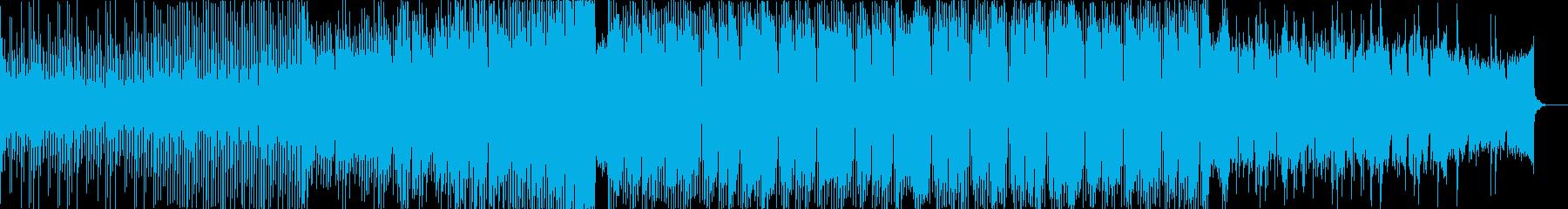 哀愁あるフューチャーベース(声ネタ無し)の再生済みの波形
