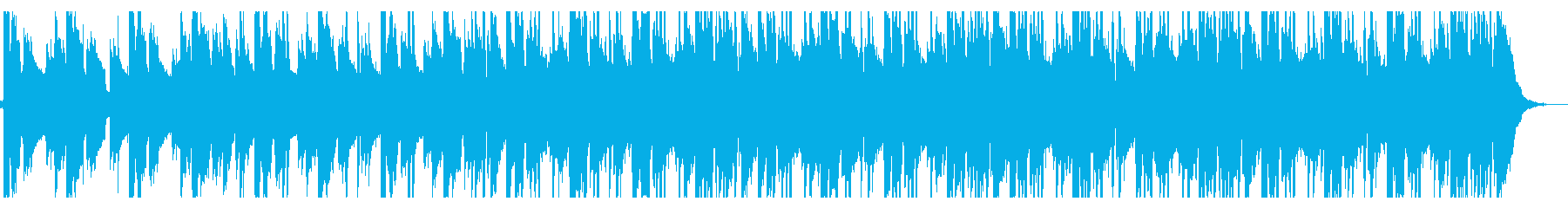 ラジオ/ローファイ_No396_2の再生済みの波形