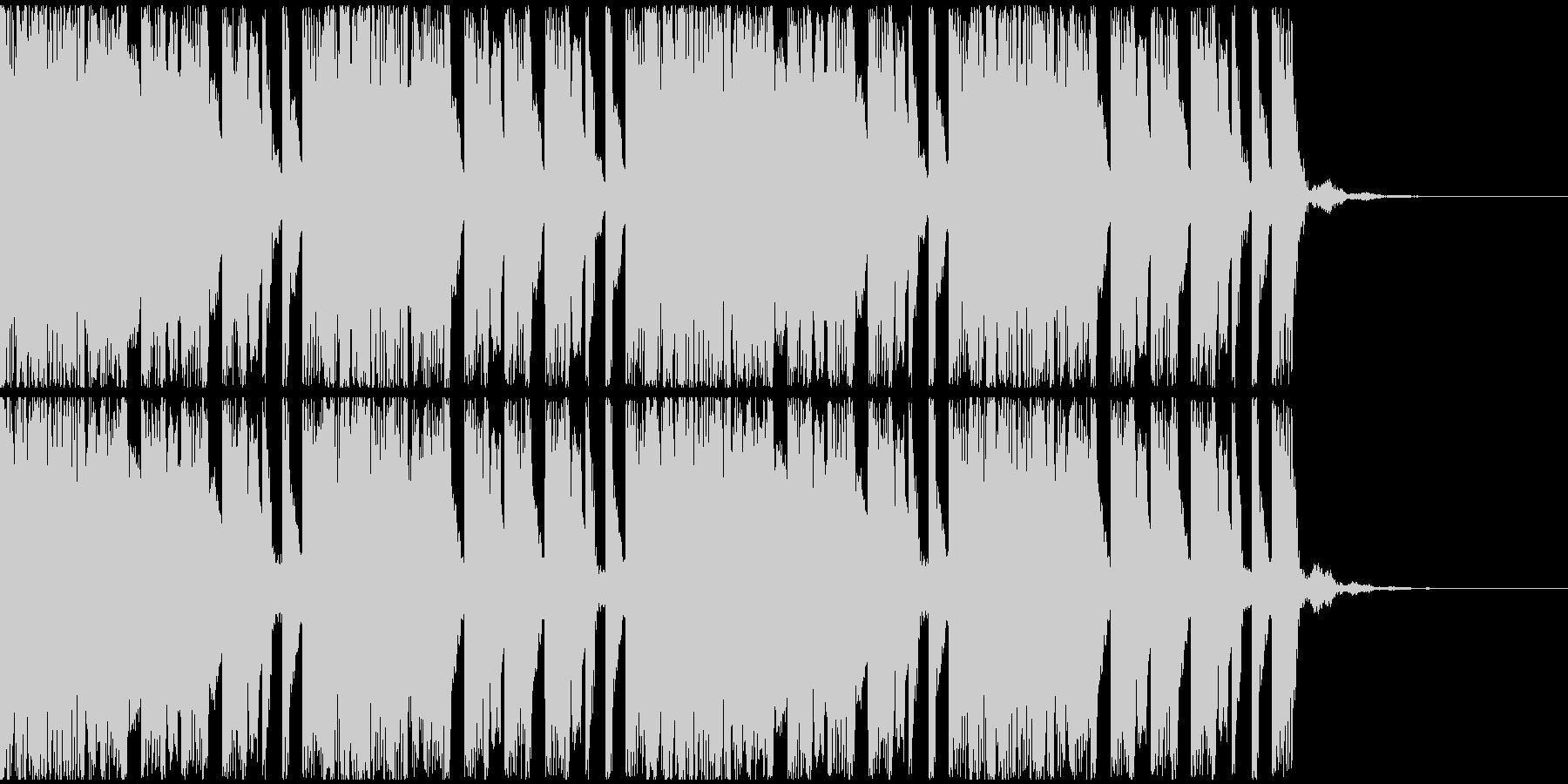 【EDM】トランス、ロング8、ジングル1の未再生の波形