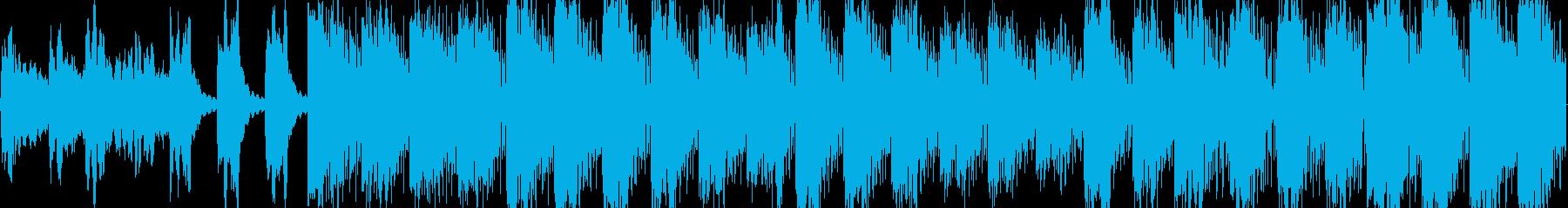 恐ろしい実験的なビッグビート、叙事...の再生済みの波形