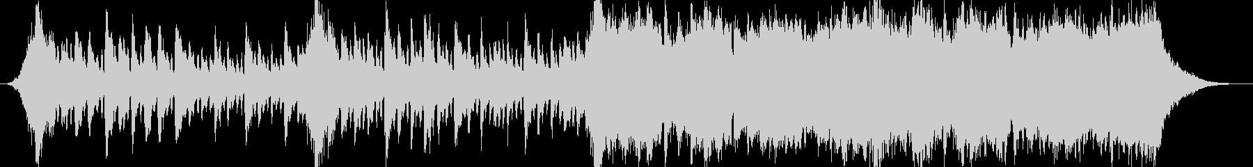 企業VPや映像40、壮大、オーケストラbの未再生の波形