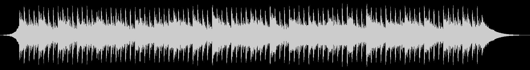 医学のインスピレーション(60秒)の未再生の波形