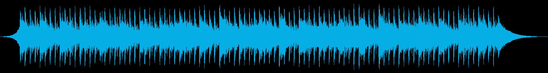 医学のインスピレーション(60秒)の再生済みの波形