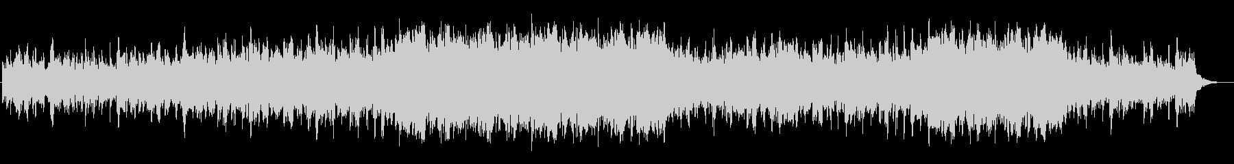 ピアノのパターン、ストリングス、そ...の未再生の波形