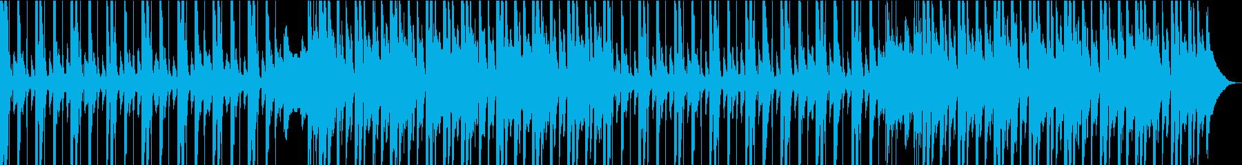 Children's Musicの再生済みの波形