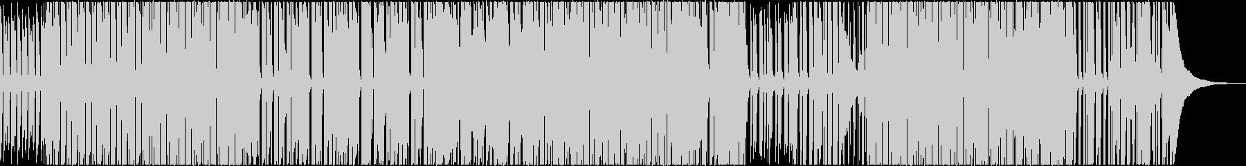 クラシックギターの爽やかな曲_02の未再生の波形